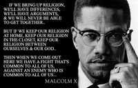 Malcolm X picture G521637