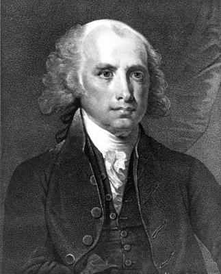 James Madison poster G521719