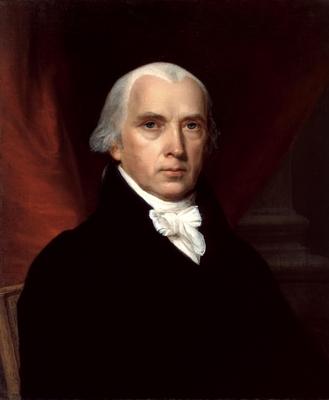 James Madison poster G521720