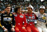 Alain Prost picture G522380
