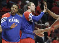 Spencer Hawes picture G522739