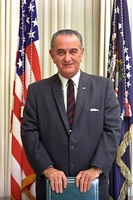 Lyndon Baines Johnson picture G523249