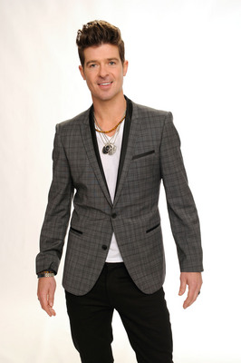 Robin Thicke poster G527743