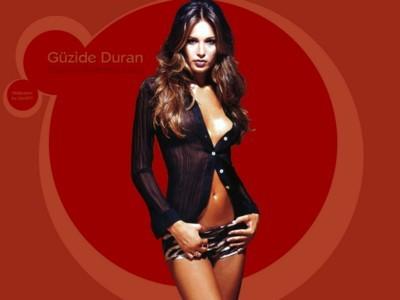 Guzide Duran poster G5290