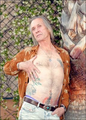 David carradine naked pictures