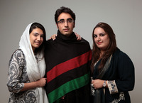 Bhutto Portraits picture G532728