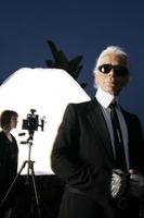 Karl Lagerfel picture G532971
