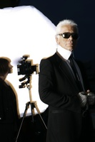 Karl Lagerfel picture G532972