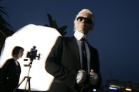 Karl Lagerfel picture G532975