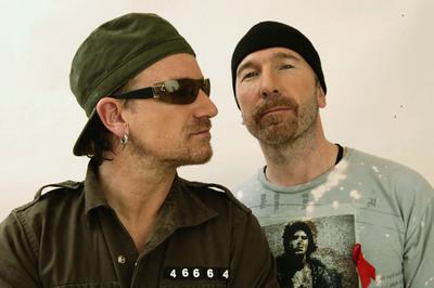 Bono poster G541087