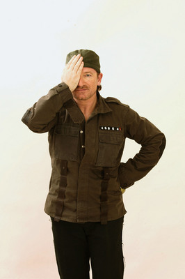 Bono poster G541090