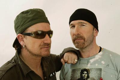 Bono poster G541092