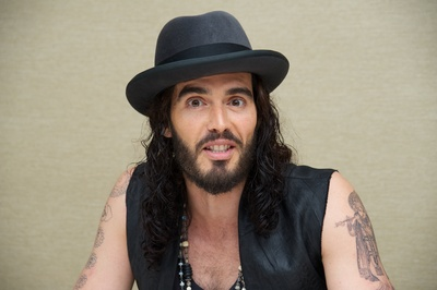 Russell Brand poster G561518