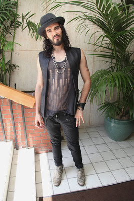 Russell Brand poster G561524