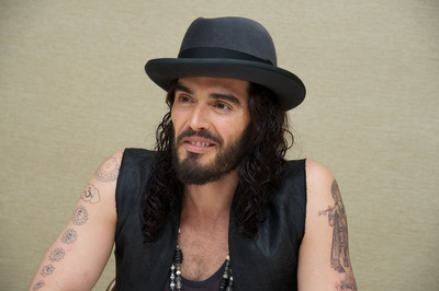 Russell Brand poster G561532