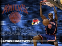 Latrell Sprewell picture G563584
