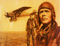 Charles Lindbergh picture G563846