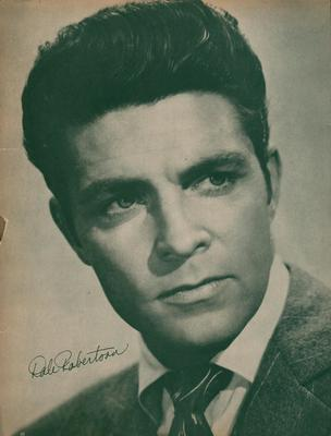 Dale Robertson poster G563903
