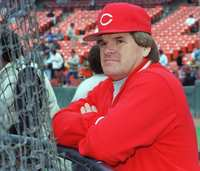 Pete Rose picture G564313