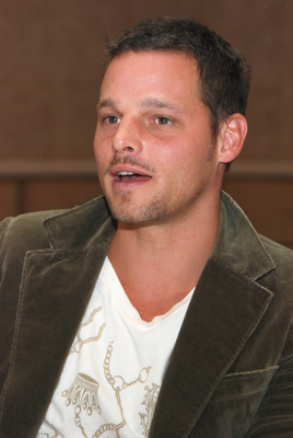 Justin Chambers poster G573577
