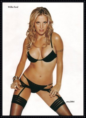 Willa Ford poster G58729