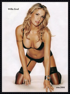Willa Ford poster G58731