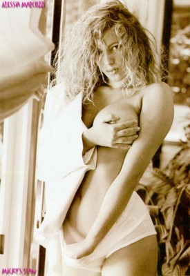 Alessia Marcuzzi poster G6156
