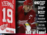 Steve Yzerman picture G632247
