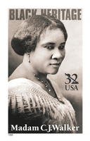 Madam C.J.Walker picture G632728