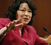 Sonia Sotomayor picture G632753