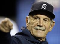 Jim Leyland picture G633183