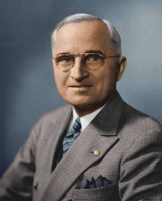 Harry S Truman poster G633199