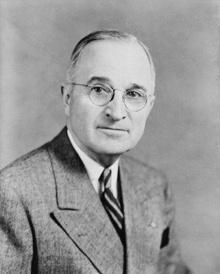Harry S Truman poster G633200