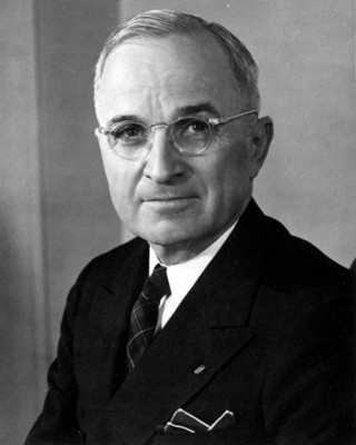 Harry S Truman poster G633202