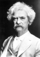 Mark Twain picture G633636