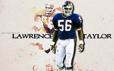 Lawrence Taylor poster G634822