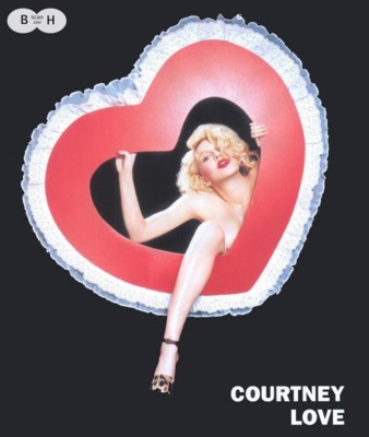 Courtney Love poster G64324