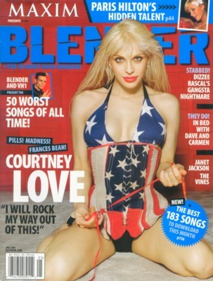 Courtney Love poster G64333