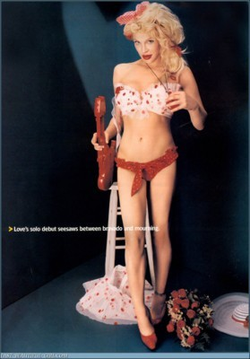 Courtney Love poster G64335