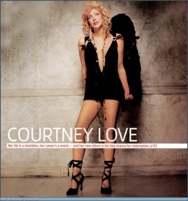 Courtney Love poster G64336