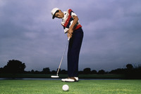 Tiger Woods picture G670786
