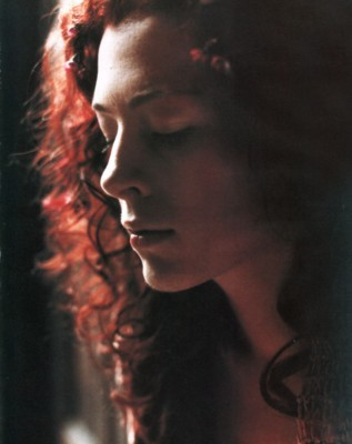 Melissa auf der Maur poster G67125