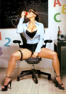 Melyssa Ford poster G67210
