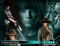 Chandler Riggs picture G687850