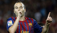 Andres Iniesta picture G699132