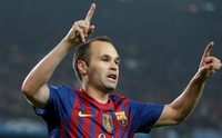 Andres Iniesta picture G699138