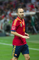 Andres Iniesta picture G699144