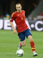 Andres Iniesta picture G699146