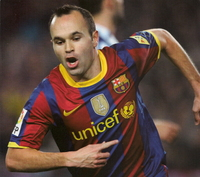 Andres Iniesta picture G699147