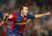 Andres Iniesta picture G699148